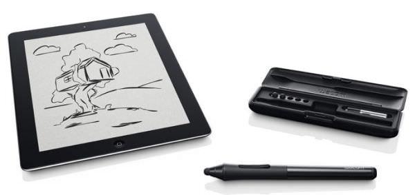 Новое перо для iPad от Wacom