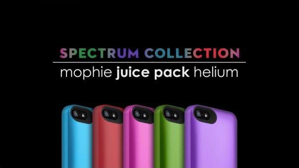 Чехлы Mophie Juice Pack Helium