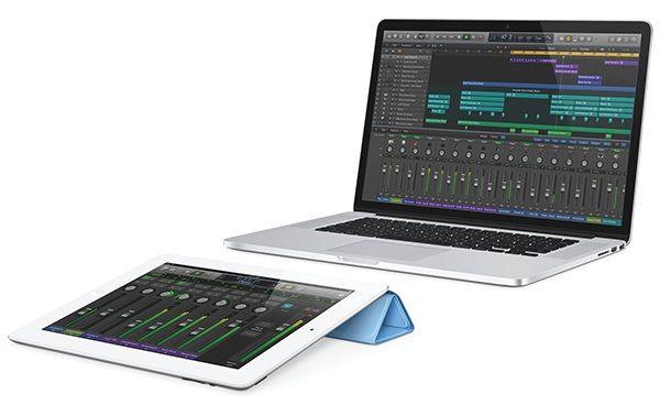 Logic-Pro-X-Remote-iPad