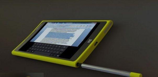 Nokia Lumia Фаблет