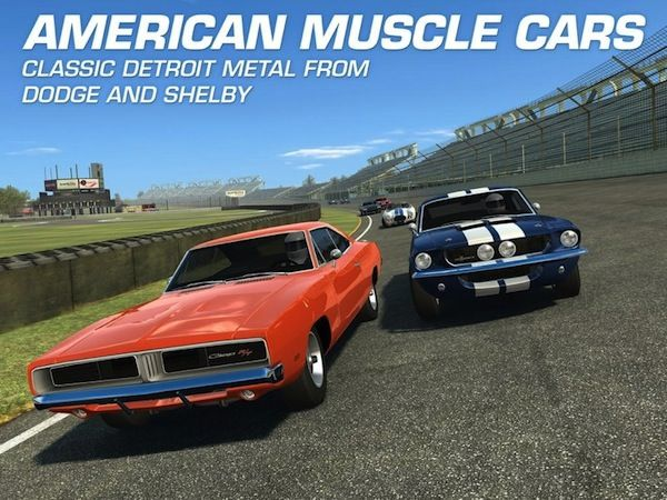 Real Racing 3 для iPhone и iPad