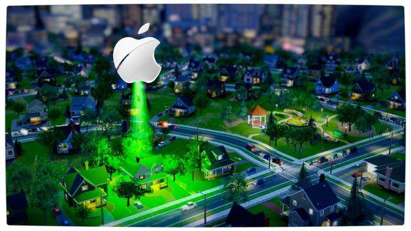 Sim City для Mac OS X