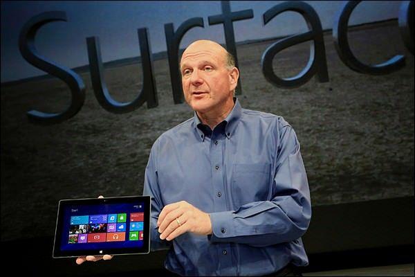 Акционеры обвиняют Microsoft