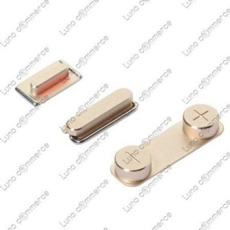 комплектующие золотого iPhone 5S