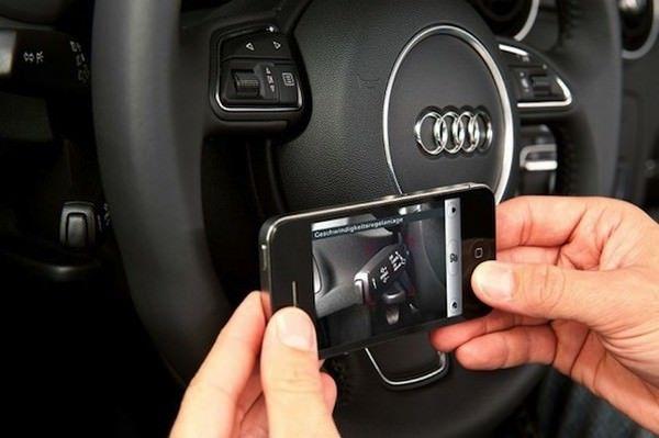 Audi - представила приложение для iPhone - eKurzinfo