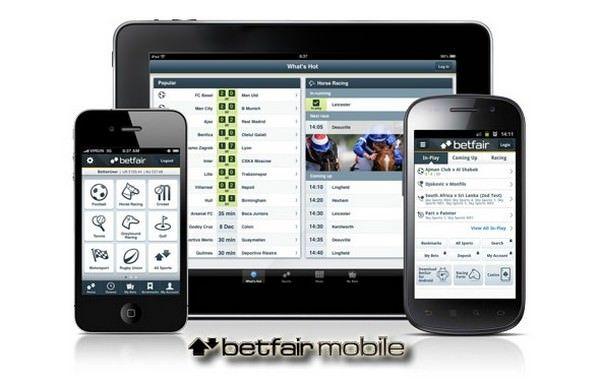 Betfair выпустила сразу два новых приложения