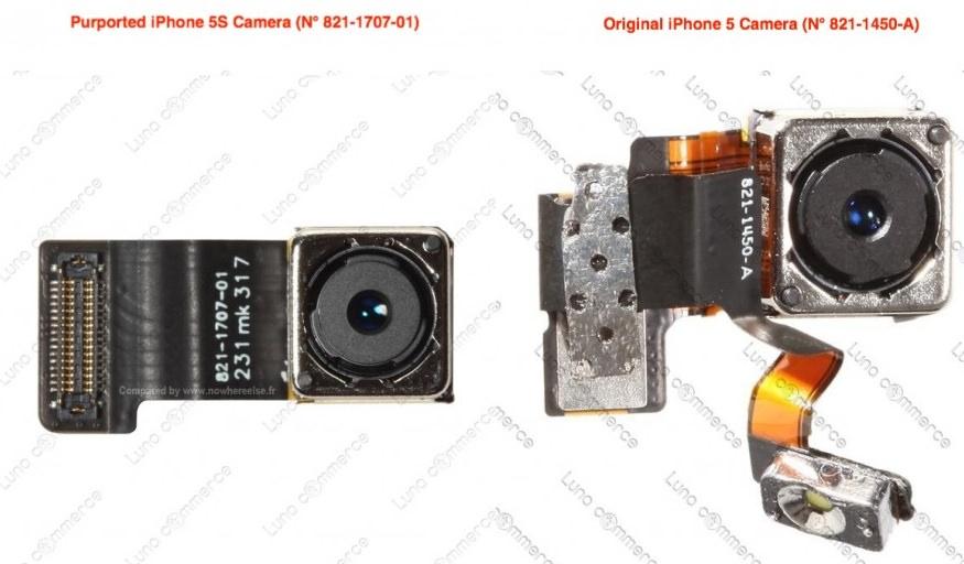 Сравнение камер iPhone 5 и iPhone 5C
