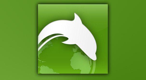 dolphin браузер для iPhone