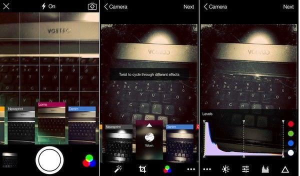 Обновление Flickr для iOS