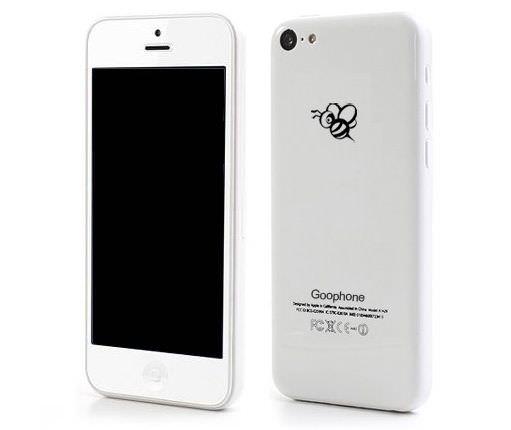 goophone клон iPhone 5C