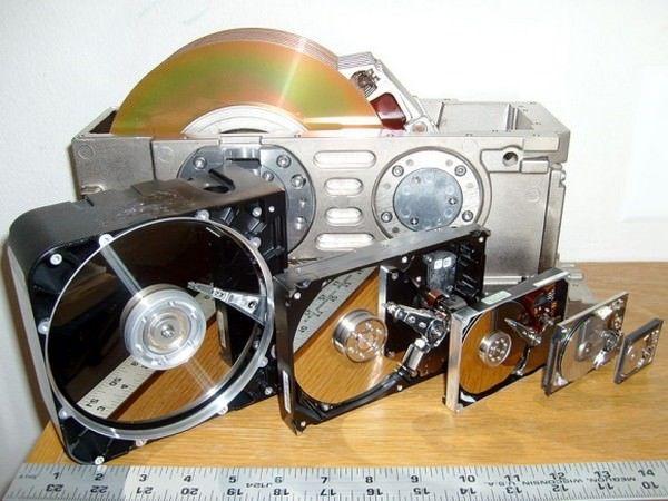Жесткие диски на «скирмионах»