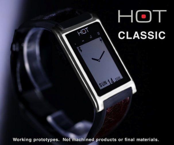 Часы hot watch с поддержкой iOS