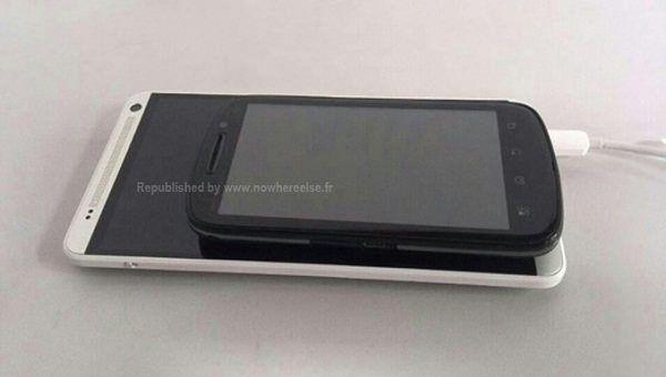 Смартфон htc-one-max