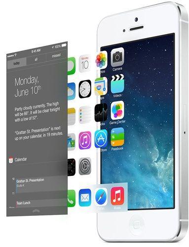 Параллакс в iOS 7