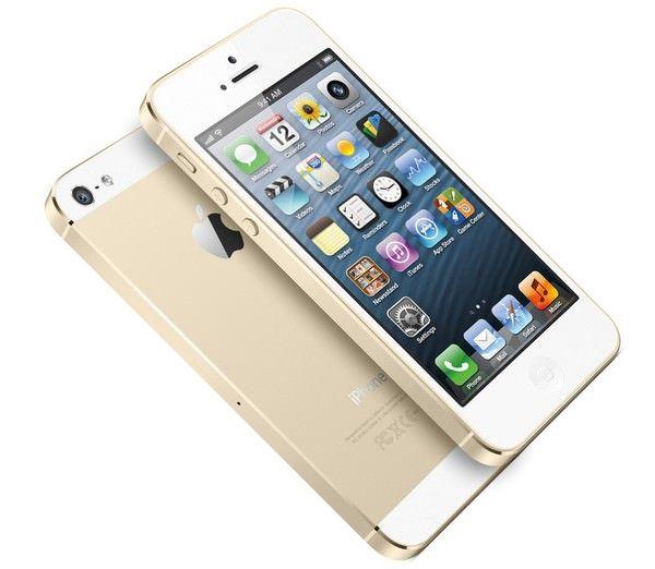 Золотой iPhone откроет Apple путь к обогащению