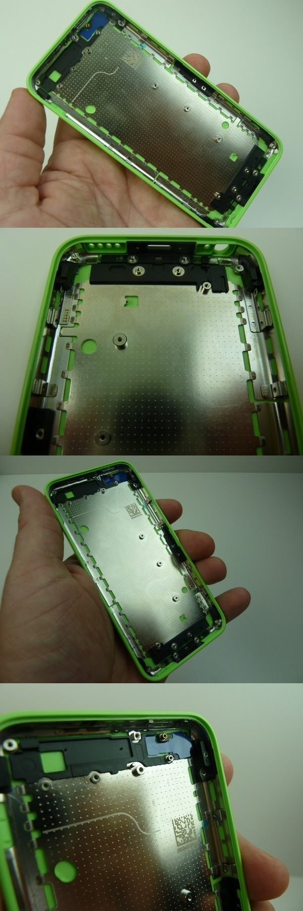 iPhone 5C зеленого цвета