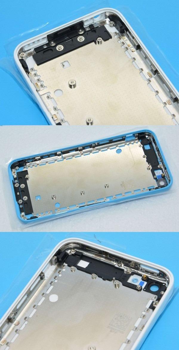 Новые фотографии iPhone 5C
