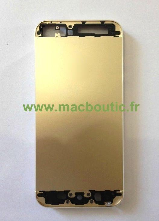 iPhone 5S в золотом цвете
