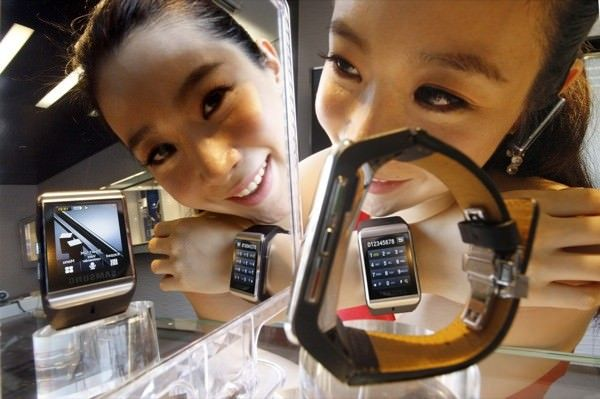 Galaxy Gear от Samsung будут представлены 4 сентября