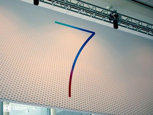 iOS 7 Beta 7 появится сегодня ночью