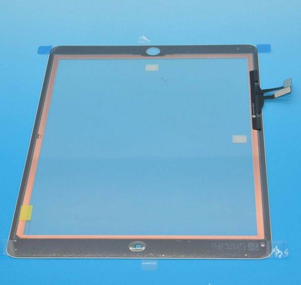 передняя панель iPad 5