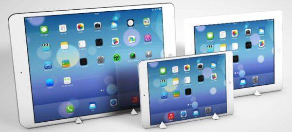 iPad Pro с диагональю экрана 12,9 дюйма (концепт)