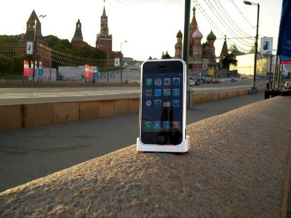 Россияне массово осваивают смартфоны