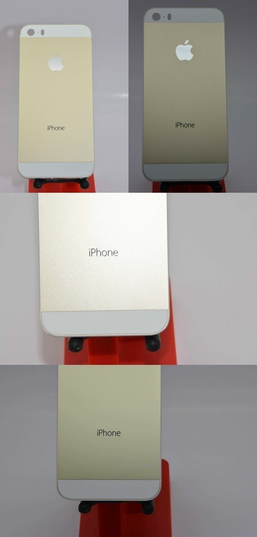 Новые качественные фотографии iPhone 5S от Сонни Диксона