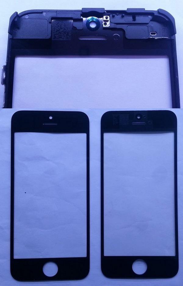 Новые фотографии корпуса iPhone 5C