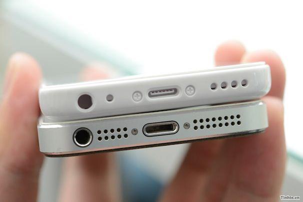Сравнение iPhone 5C и iPhone 5