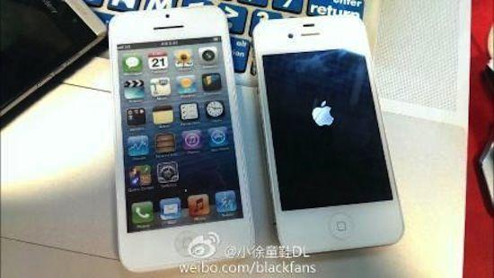 iPhone 5S и бюджетный iPhone