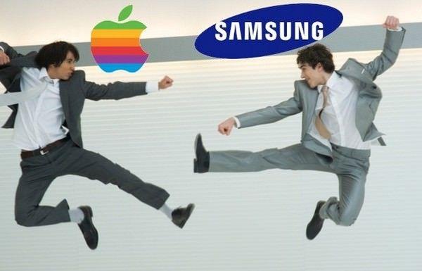 победа Apple над Samsung