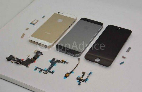 iPhone 5S будет доступен в четырех цветовых вариациях