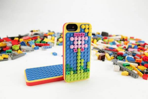 Lego Case - чехол для iPhone 5