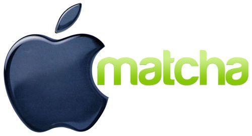 matcha apple