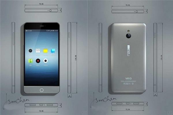 Meizu представит смартфон MX3