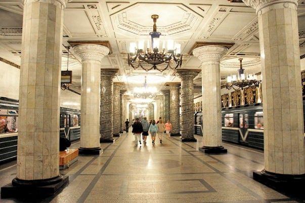 Бесплатный Wi-Fi в петербургском метро
