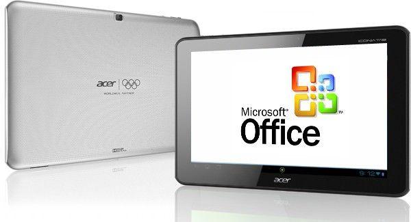 Microsoft Office теперь доступен на Android