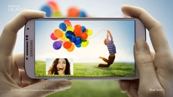 Samsung реклама