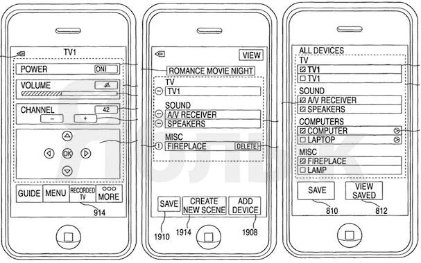 пульт управления умным домом от Apple