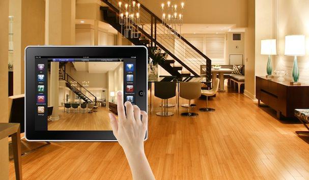 умный дом iPad