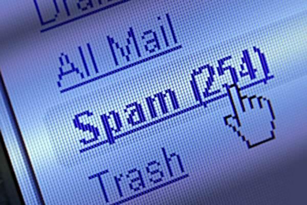 Россия занимает 9 место по рассылке спама