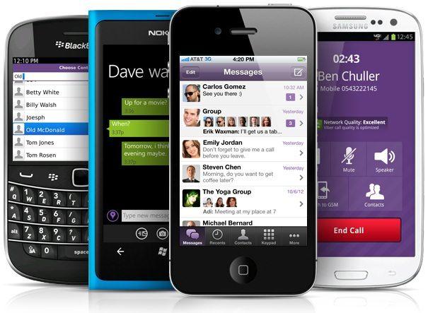 Viber для iPhone, Windows и Mac