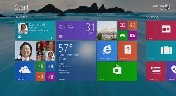 Windows 8.1 уже готова и будет доступна пользователям 17 октября