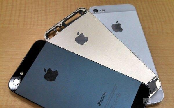 «Золотой» iPhone 5S