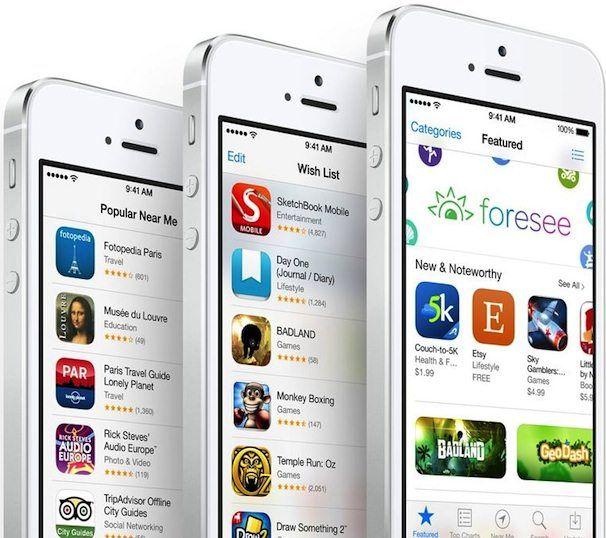 64 битные приложения для iPhone