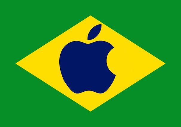 iPhone в Бразилии