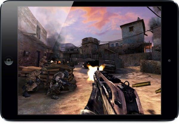 В Call of Duty теперь можно поиграть на iPhone, iPad и iPod Touch