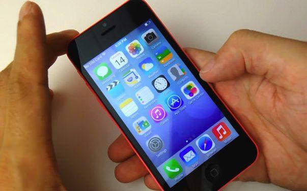 китайский iPhone 5C
