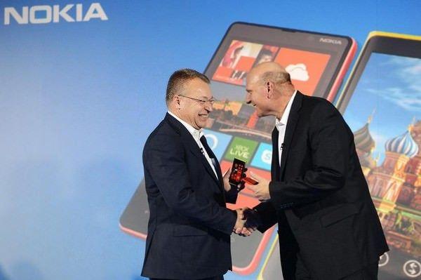 Microsoft заплатит за Nokia $7,17 миллиарда - меньше чем за Skype в 2011 году